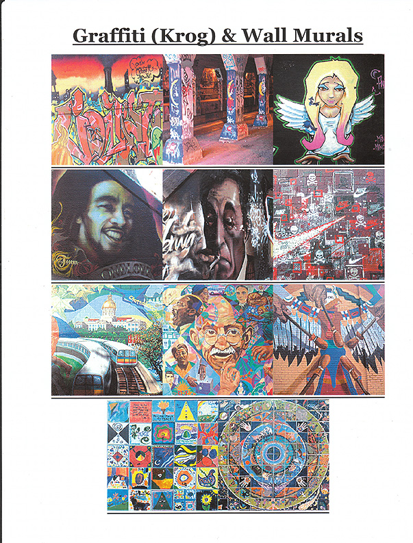 graffiti wallpaper murals. Wall Murals Graffitti